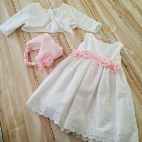 βαπτιστικό ρούχο κορίτσι