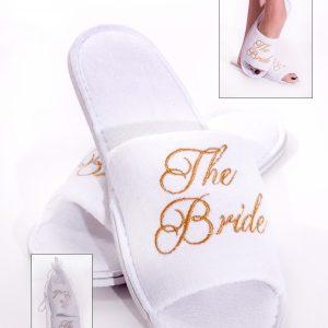 παντόφλες bride