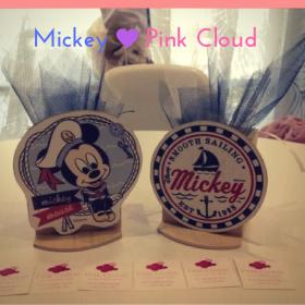μπομπονιέρα μολυβοθήκη Mickey Mouse